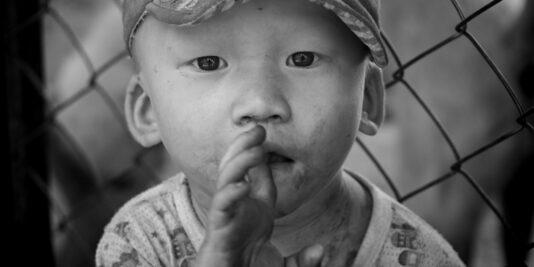 Thailand kid