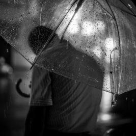 Japan im Regen